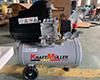 Kraft Müller Luchtcompressor 100 Liter, 50 Liter, 24 Liter